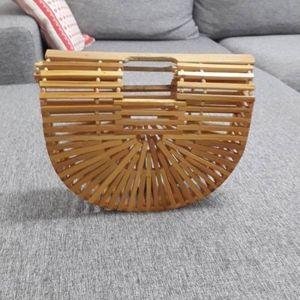 Bags - Bamboo Bohemian Clutch Purse